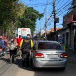 Fiscalização combate transporte clandestino e veículos irregulares