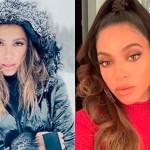 Cantora Anitta é surpreendida com presentes da nova linha de roupas de Beyoncé