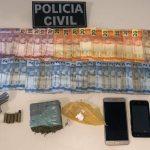 Suspeito de homicídio morre em confronto com a polícia em São Miguel dos Campos