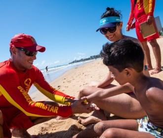Mais de duas mil pulseiras de identificação serão distribuídas em praias de Alagoas