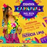 Esquenta Santorégano Especial de Carnaval acontece nesta sexta-feira, 31