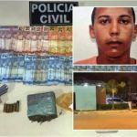 Ao tentar reagir a prisão, suspeito de homicídio morre em São Miguel