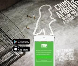 IMA Denuncie: app incentiva população a denunciar crimes ambientais