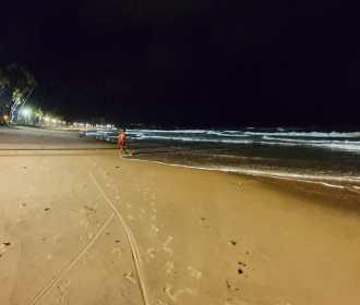 Corpo de jovem que desapareceu no mar foi encontrado na praia de Cruz das Almas