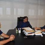 Sindpol se reúne com presidente do TJ, que se compromete a comunicar posicionamento do Governo na quinta-feira (27)
