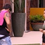 BBB20: Bianca pede um tempo para Guilherme e se afasta de brother