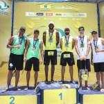 Evandro e Bruno Schmidt começam 2020 com título em Maceió