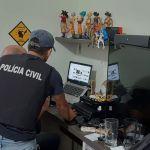 Operação policial de combate à exploração sexual infantil é realizada em Alagoas