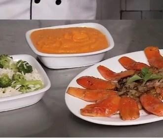 Confira deliciosa receita de peixe tropical para curtir o carnaval