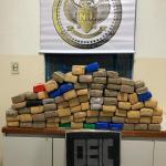 Homem flagrado transportando 62Kg de maconha é preso em Maceió
