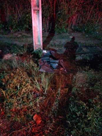 Mulher foi atropelada por ônibus na Barra de Santo Antônio, AL - Foto: Assessoria/BPRv