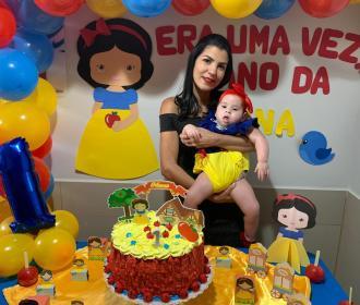 Hapvida realiza festa de aniversário em homenagem a paciente com miopatia em Maceió