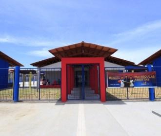 Governo inaugura nova escola em Massagueira nesta segunda