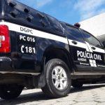 Polícia Civil de Alagoas prende acusados de assaltar vereador de Toritama/PE