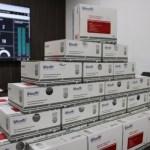 Saúde envia mais de 13 mil testes de Covid-19 para municípios alagoanos