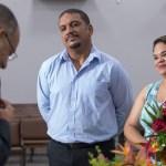 Igreja Batista do Farol celebra casamento durante quarenta