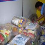 Prefeitura de Rio Largo distribui cestas básicas para trabalhadores do transporte intermunicipal