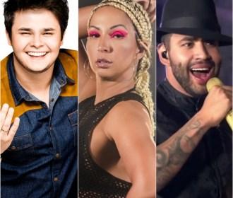 Confira lista de lives para ver shows de artistas em casa neste sábado (11)