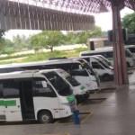 Transportadores complementares querem retorno parcial do serviço