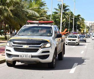 Em uma semana, 163 veículos foram autuados por desobedecer decreto