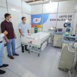 Hospital de Campanha é mais um equipamento contra a Covid-19 em Alagoas