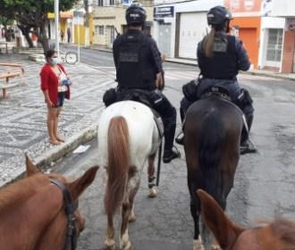 Polícia Militar registra 30 casos de descumprimento do Decreto Emergencial