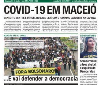 COVID-19 EM MACEIÓ