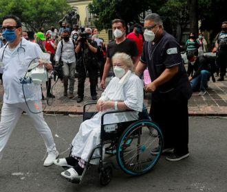Terremoto que atingiu Sul do México deixa pelo menos quatro mortos