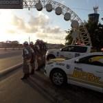 BPRv registra 12 acidentes nas rodovias alagoanas, durante o fim de semana