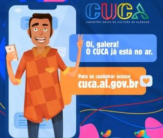 Secult lança Cadastro Único da Cultura Alagoana