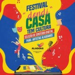 Secult divulga programação do mês de Julho do Festival Dendi Casa Tem Cultura