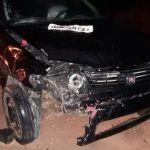 Condutor desvia de cachorro, mas causa acidente na AL-430