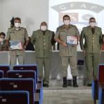 Curso de Aperfeiçoamento de Sargentos da PM forma 1ª turma no modelo à distância
