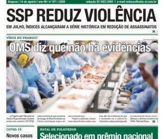 SSP REDUZ VIOLÊNCIA