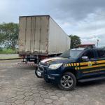 Mais um veículo adulterado é recuperado pela PRF, em Alagoas