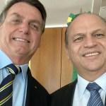 MP faz buscas em escritório de líder de Bolsonaro na Câmara