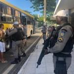 Segurança Pública zera assaltos a ônibus em Maceió pelo terceiro mês consecutivo