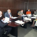 TRE se reúne com segurança pública para definir logística para o período eleitoral