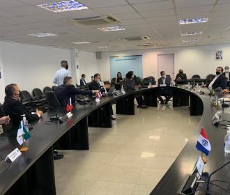 Secretário da Fazenda de Alagoas participa de reunião com presidente da Câmara para discutir pontos da Reforma Tributária