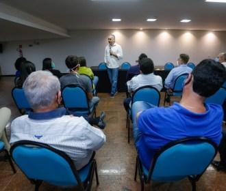 Alfredo Gaspar reúne pré-candidatos a vereador pelo MDB