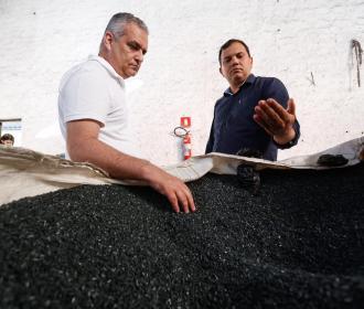 Alfredo Gaspar discute com empresários importância da reciclagem e de um novo polo industrial em Maceió