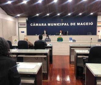Câmara de Maceió solicita ao Executivo que realize reformas de praças nos bairros do Prado e Joaquim Leão