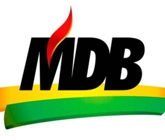 MDB marca convenção de Arapiraca para esta quarta-feira