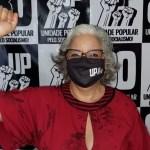Unidade Popular oficializa candidatura de Lenilda Luna à Prefeitura de Maceió