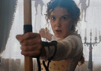 Enola Holmes e The Old Guard são sucesso de audiência, diz Netflix