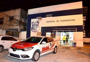 Homem é preso após mostrar órgão genital a criança de 5 anos na Barra de São Miguel