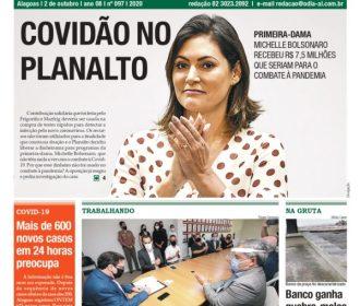 COVIDÃO NO PLANALTO