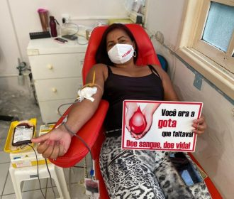 Hemoal promove ação para incentivar a doação de sangue feminina
