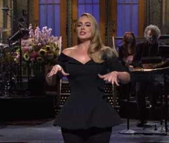 Adele faz piada sobre a sua drástica perda de peso
