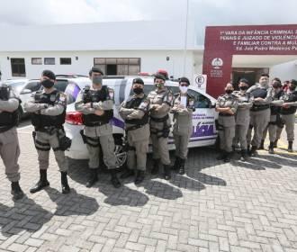 Tribunal de Justiça de Alagoas encaminhou 520 mulheres para proteção da Patrulha Maria da Penha